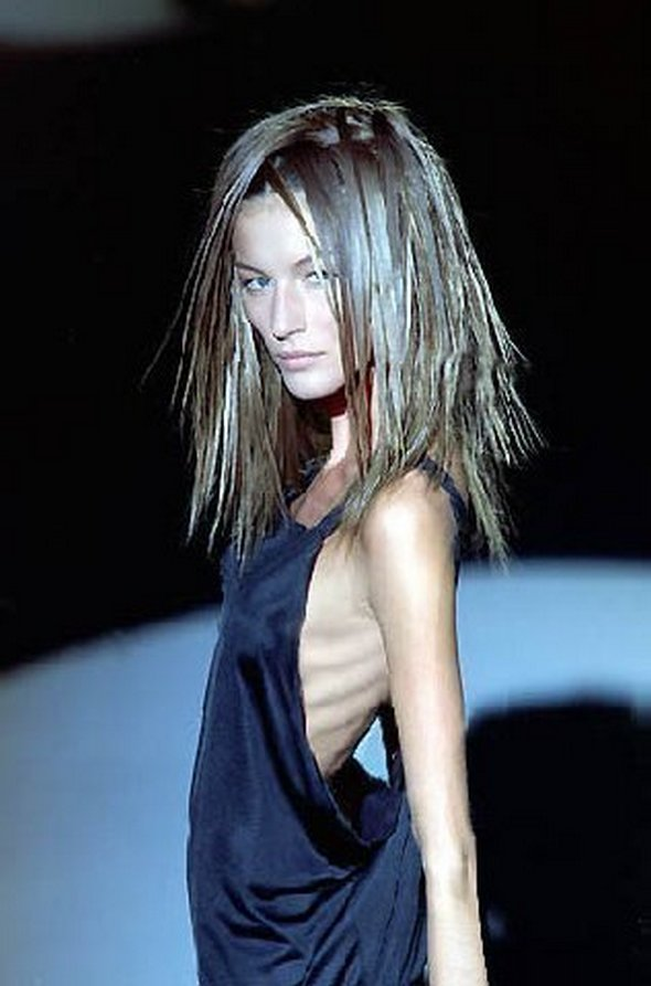 Anorexic Models don't Always Look Like Models