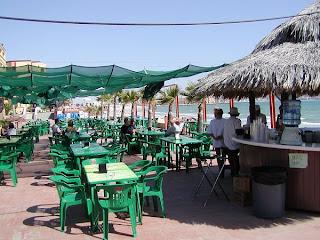 Breakfast at Playa Bonita