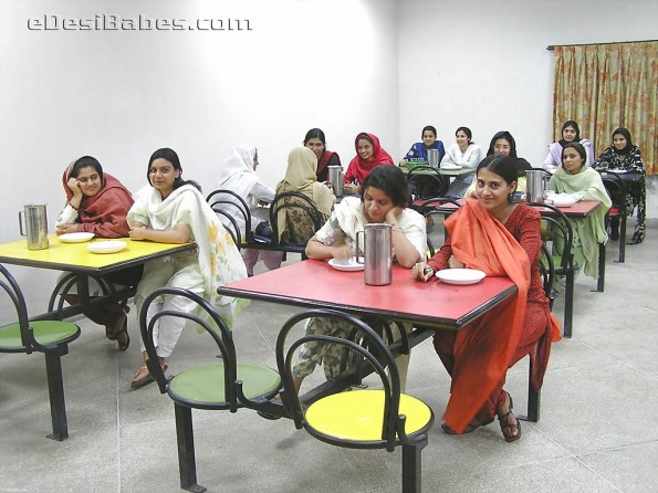 Lahore College Girls
