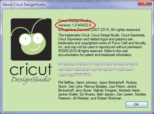 Cricut DesignStudio Software with Bonus Pack