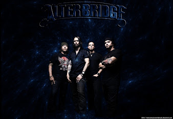 #5 Alterbridge Wallpaper