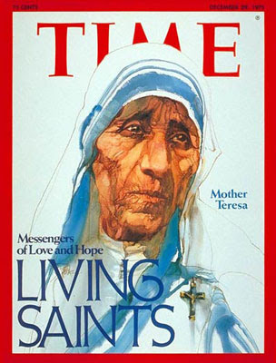 Mother Teresa - Time Magazine