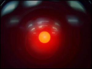 HAL9000 - 2001, Stanley Kubrick