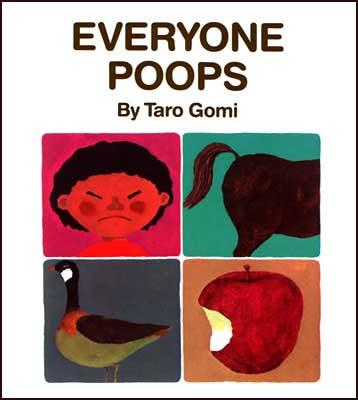 Everyone Poops - Taro Gomi