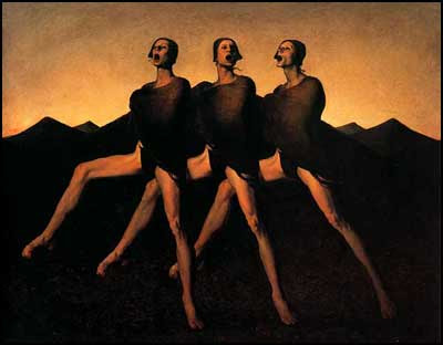 The singers - Odd Nerdrum [clique para ampliar]