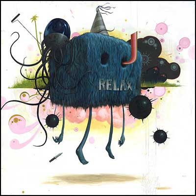 The Birthday Party - Jeff Soto