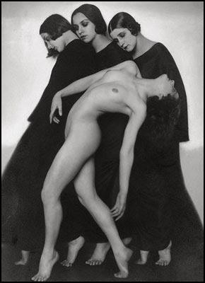 Bewegungsstudie - Rudolf Koppitz