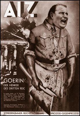 Goering - John Heartfield [clique para ampliar]