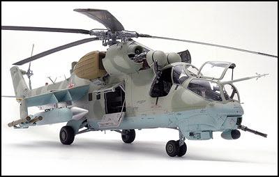 Mi-24 - Alex Sklyar [clique para ampliar]