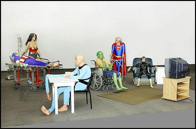 L'Hospice - Gilles Barbier [clique para ampliar]