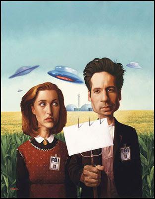 The X-Files - Roberto Parada