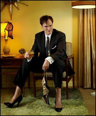 Quentin Tarantino - Jean-Baptiste Mondino