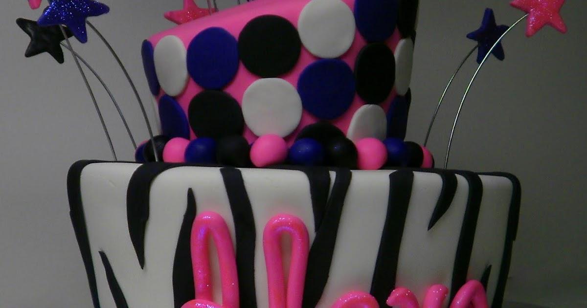 The Art of Cake: Alexa s Sweet 16 Topsy Turvy Cake