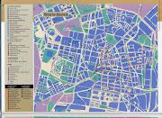 Plano de Vitoria Plano de Barcelona vitoria plano