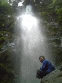 1. Air Tejun 7 Tingkat Batang Koban