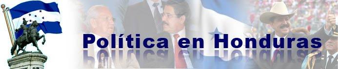 Política en Honduras