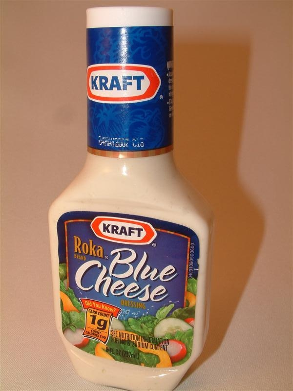 kraft blue cheese dressing blue cheese is my most favourite thing in ...