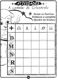 atividades+variadas+1+080 OTIMAS ATIVIDADES PARA ALFABETIZAÇÃO para crianças