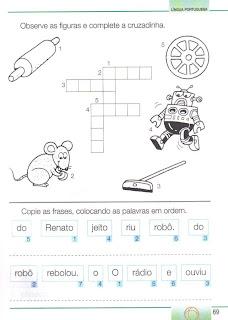 Lapis+na+m%C3%A3o(69) ATIVIDADES 2 ANO para crianças