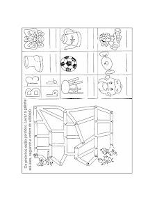 sequencia+alfabetica+e+alfa+b ATIVIDADES 2 ANO para crianças