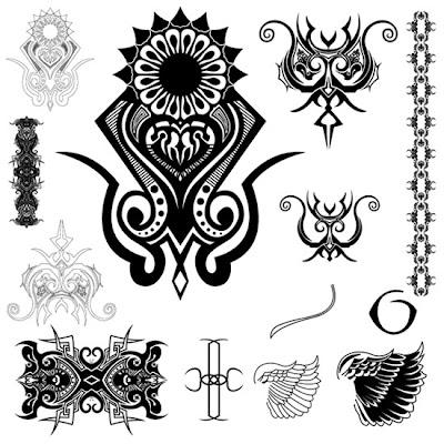 Tattoo Letras Chinas, Calavera y Mariposa TattooHada's