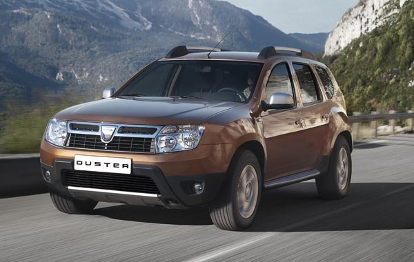 duster galerie2 gross Dacia Duster (Presentation & Pictures)