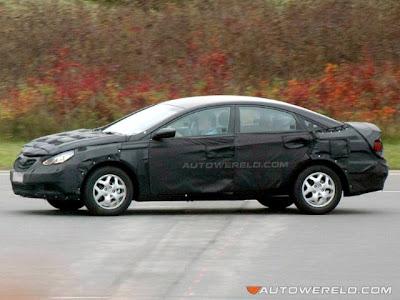 Koreean Hyundai CLS = Mercedes CLS = Passat CC