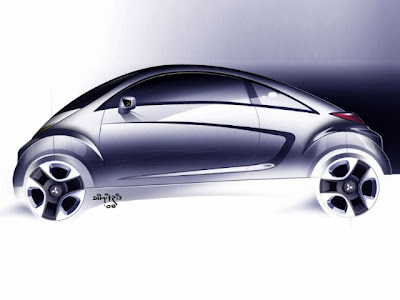 Mitsubishi MiEV Sport Air concept