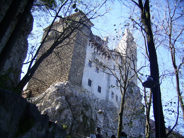 Dracula's Castle, the vampire history in 100 pictures