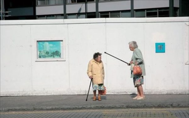 Funny Grandmothers fail