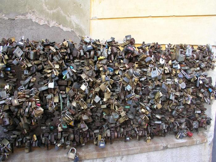 Most locks ...