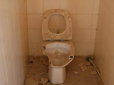 Sanatorio y colonia infantil abandonados