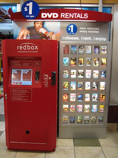 Redbox Vending Machine