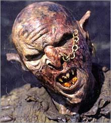 lord of the rings characters orcs