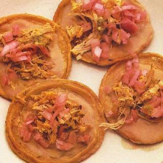receta de Panuchos yucatecos Panuchos+yucatecos