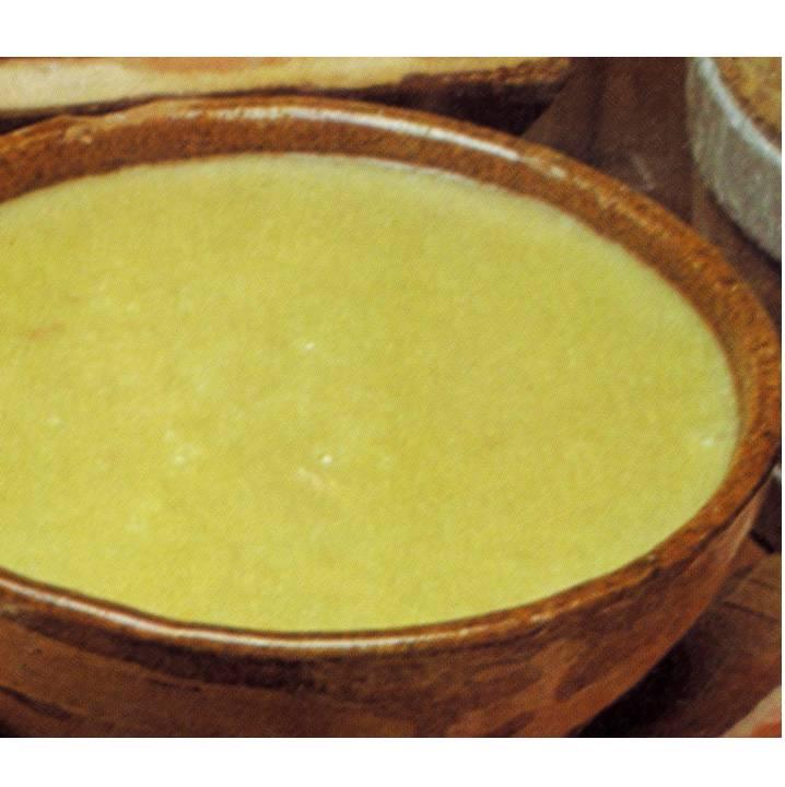 Recetas de cocina receta cocina sopa de ch charos secos y for Cocinar con olla express