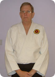 <b>British Aikido Board Vice Chairman</b>