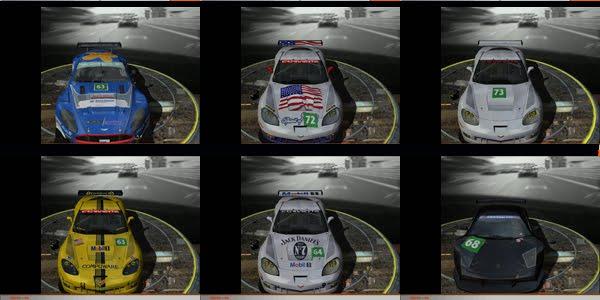 24 HORAS DE LE MANS 2009 (reconocimiento a GENE) GT1