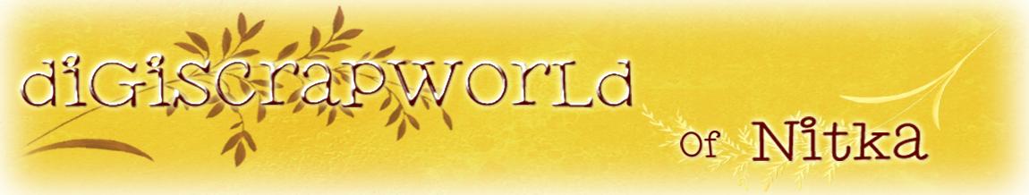 digiscrapworld of nitka