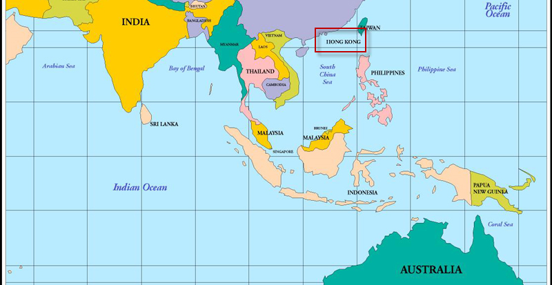 Worksheet. east asia map quiz