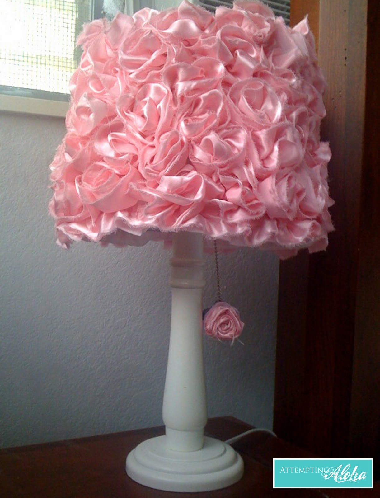 Attempting aloha pottery barn kids lamp knock off pottery barn kids lamp knock off aloadofball Image collections