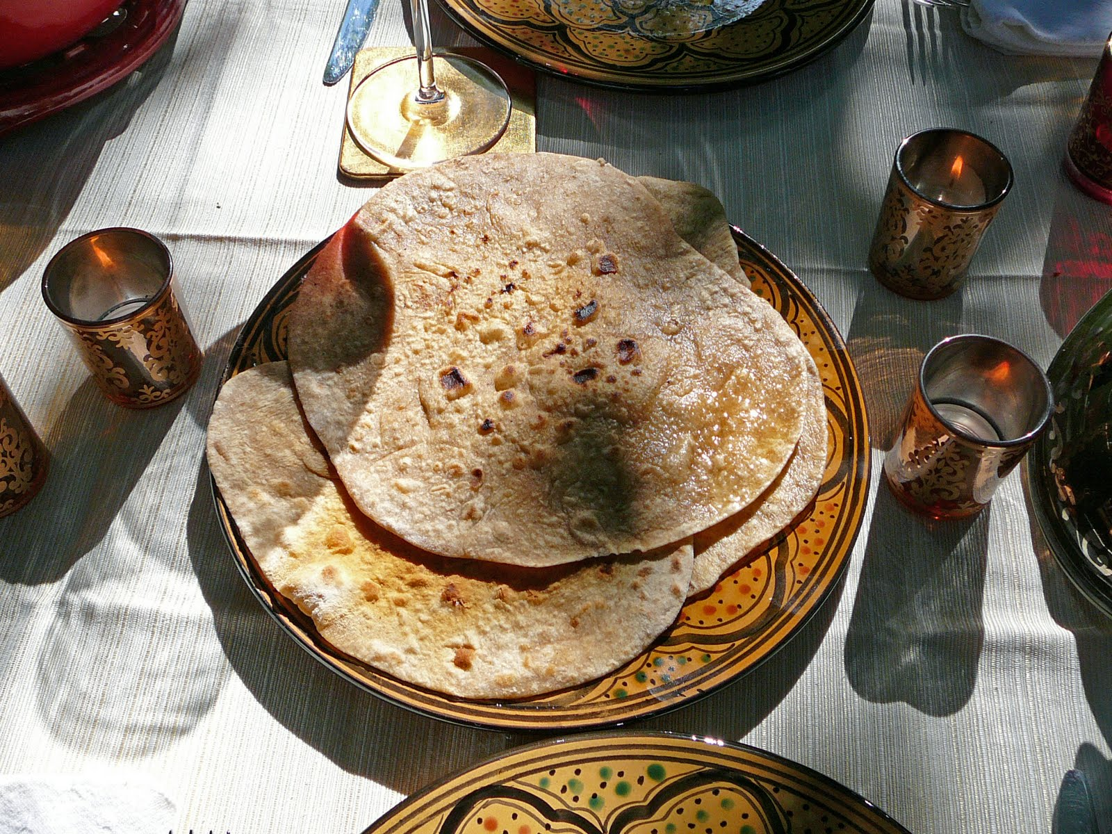 Salvation Sisters: Roti - Indian Flat Bread