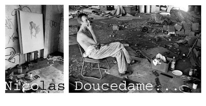 Nicolas Doucedame