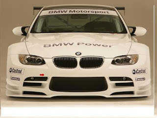 2009 bMW power m3 aLMS