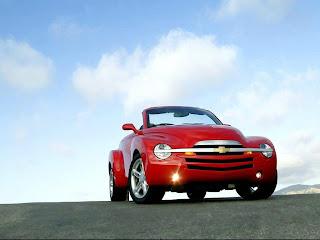 Chevrolet red wallpaper