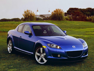 Mazda Rotari car hot wallpapper