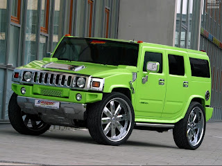 Hummer green hot wallpapper