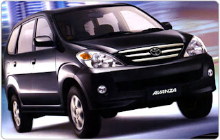 Toyota Avanza Been Changed