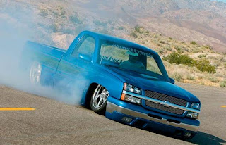 racing truck show contest picture