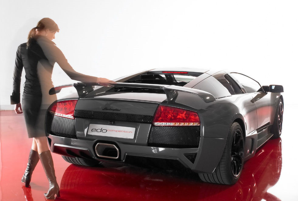 Hot Girls Lamborghini Edo The Best Cars Collections